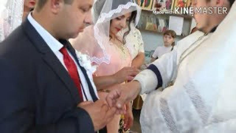 Венчание. Это надо посмотреть. Цыганская свадьба. gipsy wedding.