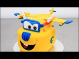 (https://vk.com/lakomkavk)  SUPER WINGS  CAKE - Fun & Easy To Make