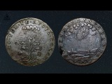 Французские монеты (жетоны) 1646 -1658 (Ufo coins)