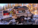 LC70 Expeditions walk around and trailing Scale Town - RC CWR