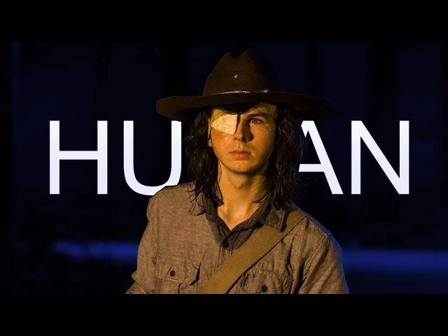 Carl Grimes || Human
