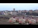 ЖК Семейный в Лазаревском. Вид участка с балкона дома № 3 на Малышева