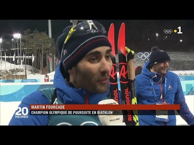 JEUX OLYMPIQUES D' HIVER 2018 en Corée du Sud .. Deuxième médaille d' Or !.. Vive la Marseillaise