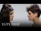 5 Decades Of Male And Female Beauty Trends On One Model [LABS]