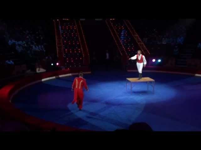 Клоунский дуэт Фумагали. Реприза Стол (2011)