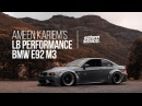 Ameen's Bagged LB Performance BMW E92 M3 | Southern Stance