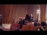 Stjepan Sulek sonata for trombone and piano. Solo Christian Sprenger