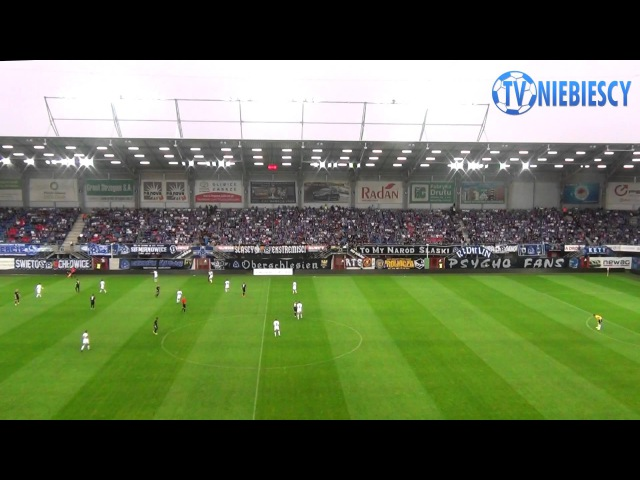 Ruch Chorzow 00 Esbjerg (31\07\2014) [1 Mecz] {Doping Ruchu}