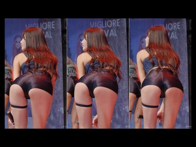 171022 포켓걸스 Pocket Girls 연지 - 짧은치마 (신발프로젝트 밀리오레) 직캠 fancam by zam