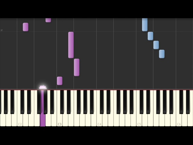 EMOTIONAL PIANO ᴴᴰ | Time To Remember (Tutorial MIDI)