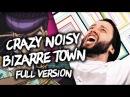 CRAZY NOISY BIZARRE TOWN Jojos Bizarre Adventure - FULL ENGLISH Opening Cover