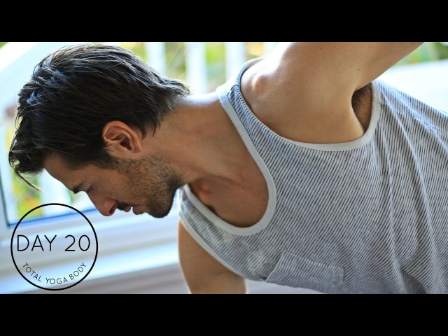 Day 20 Total Yoga Body Workout: 10 minute Flexibility Mobility Training