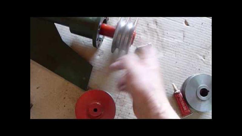 Как сделать дейдвуд для мотора болотоход своими руками