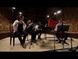 Johann Sebastian Bach Trio Sonata No.5 C-dur, BWV 529 - 1. Allegro (Nevermind)
