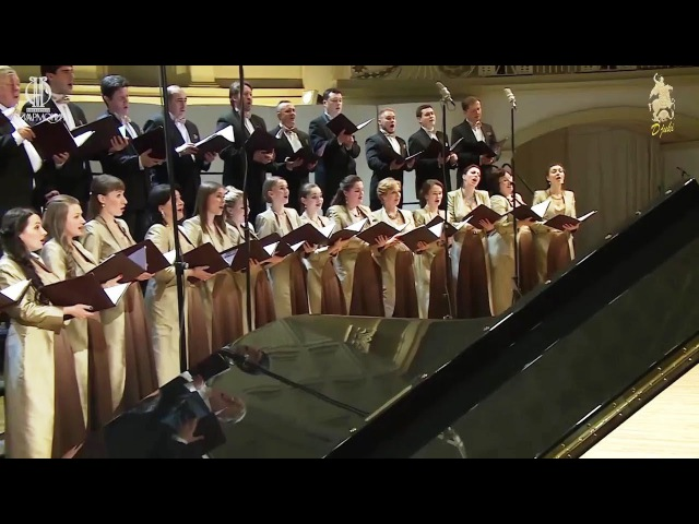 Sting Fragile Moscow Chamber Choir 2016