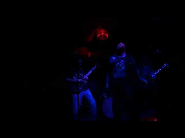 Zombie Motors Wrecking Yard - 'God of No' (Live at the Public Bar)