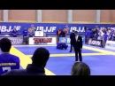 European Open BJJ 2014 Blue belt Adult Ultra Heavy 100 5 Final Anton Seleznev José Lino Soares P