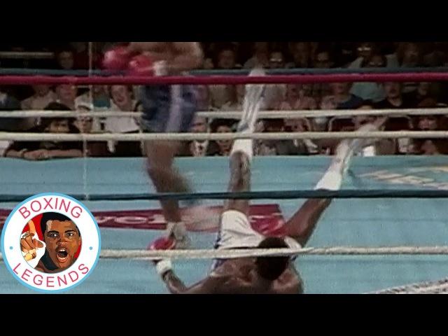 Mike Tyson vs Robert Colay (Highlights) [1985-10-25]