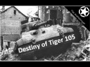 The destiny of Kampfgruppe Peiper's Tigers King Tiger 105