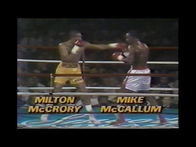 1987-04-19 Mike McCallum vs Milton McCrory