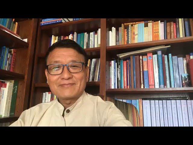 Тендзин Вангьял Ринпоче. Урок 3.
