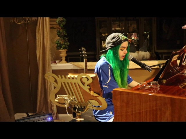 Myah Alanna | Black Beatles ( original rendition )