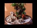Como fazer tronco casa de fadas / How To Make Trunk Fairy House
