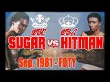 Sugar Ray Leonard vs Thomas Hearns I 32nd of 40 Sep. 1981 - IN THEIR OWN WORDS sugar ray leonard vs thomas hearns i 32nd of 40 s