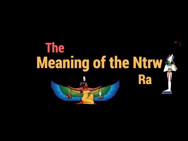 Ra The Creator, God-Goddess inside you, Ancient Egypt, Africa, Black people, Black men, Black women
