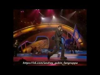 Андрей Губин - Девушки как звезды - Песня Года (2003г.)