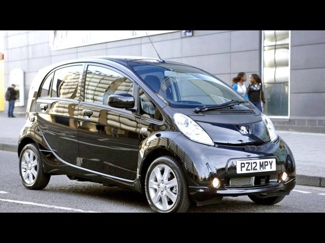 Peugeot iOn UK spec '2009–08 2012