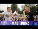 MAD TWINZ JUDGE SHOWCASE RUSSIAN BEATBOX CHAMPIONSHIP 2017