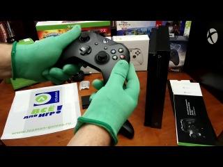 Что такое Xbox One X Project Scorpio 1Tb RUS