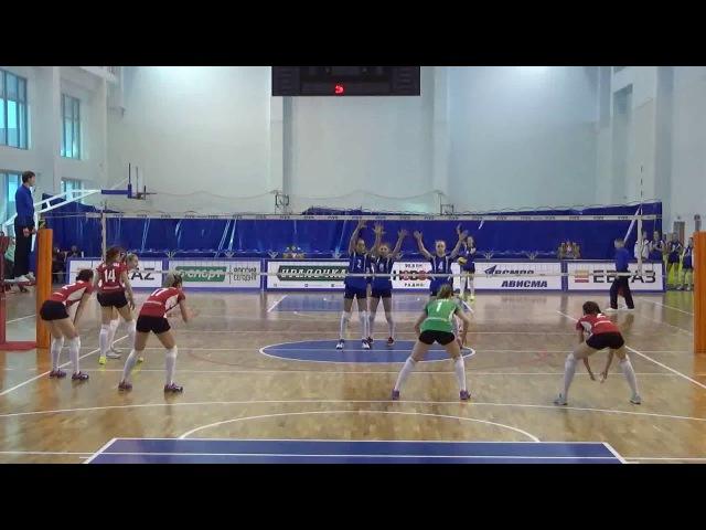 Podmoskovye Youth - Dinamo-Metar Youth