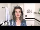 Watch This 1980s Supermodel's Spectacular Age Defying Beauty Routine Beauty Secrets Vogue