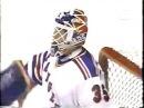 Sandis Ozolins goal vs Rangers from Valeri Kamensky pass 1995