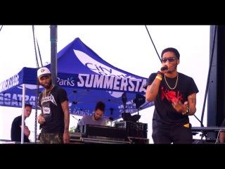 GZA - iNTeLL (U-God's Son) & Father Sha (Method Man's son) Freestyles