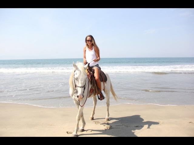 Horseback Riding in Nuevo Vallarta