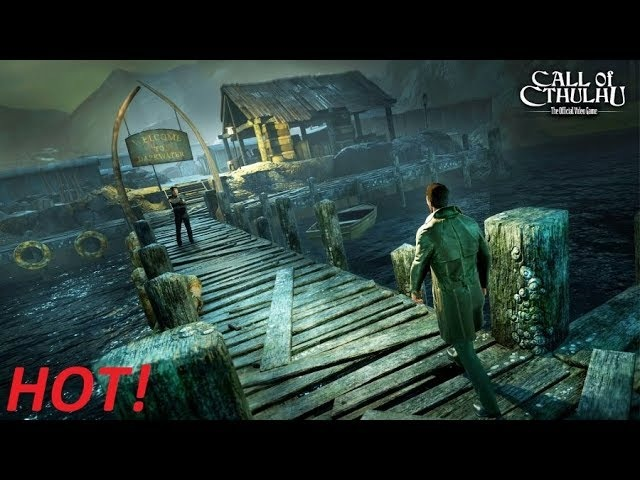 Call of Cthulhu Newest Gameplay