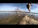 Каспе Эбро ловля окуня на попер вертушки и силиконовые приманки