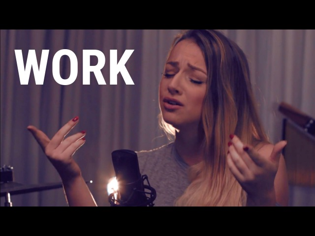 Rihanna - Work (ft. Drake) (Emma Heesters Shaun Reynolds cover) TEASER
