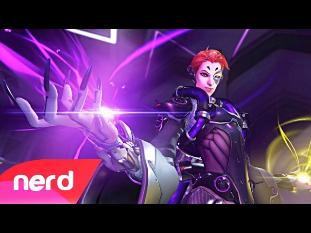 Overwatch Song | Twisted Imagination (Moira Song) | NerdOut! feat. Halocene