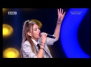 The Voice of Greece 4 Blind Audition MONA ZYGA Fryni Blaxou