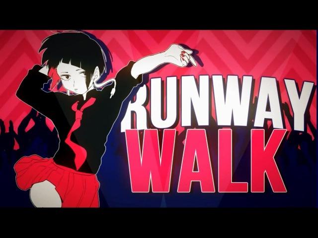 「PU★S」Runway Walk | BNHA MEP
