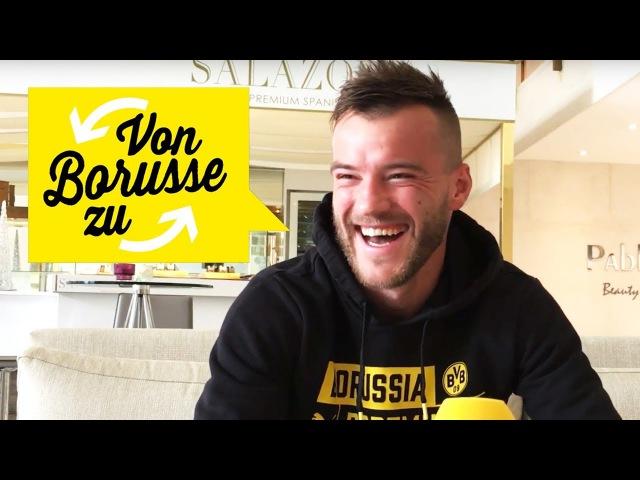 Your 09 Questions for Andrey Yarmolenko | Von Borusse zu Borusse | 🇬🇧 Subtitles