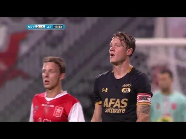 MVV Maastricht - AZ Alkmaar / KNVB Beker / Dutch Cup