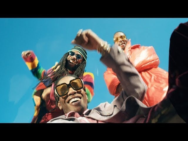 DRAM - Gilligan ft. A$AP Rocky Juicy J [OFFICIAL VIDEO]