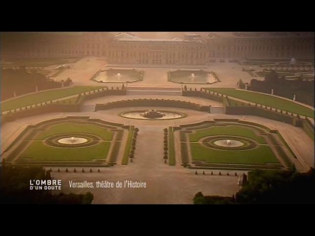 L'ombre d'un doute Versailles théâtre de l'histoire