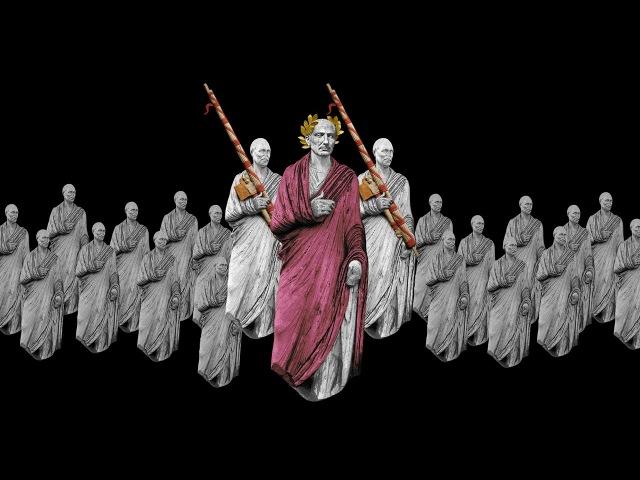 Древний Рим за 20 минут lhtdybq hbv pf 20 vbyen