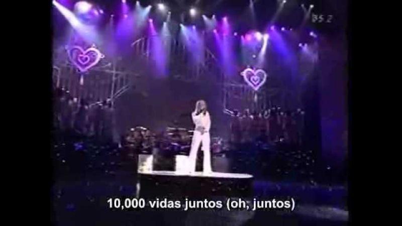 Jessica Simpson - I Wanna Love You Forever (Live) subtitulado al español